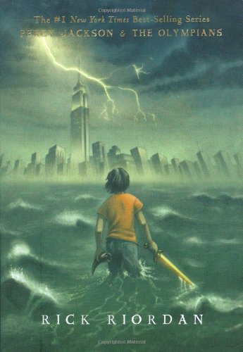 Percy Jackson and the Olympians: The Lightning Theif by Rick Riordan