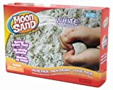 Moon Sand, White, 5 Lb/80oz Box