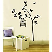 SYGA Bird Cage Walls Stickers Decals Design