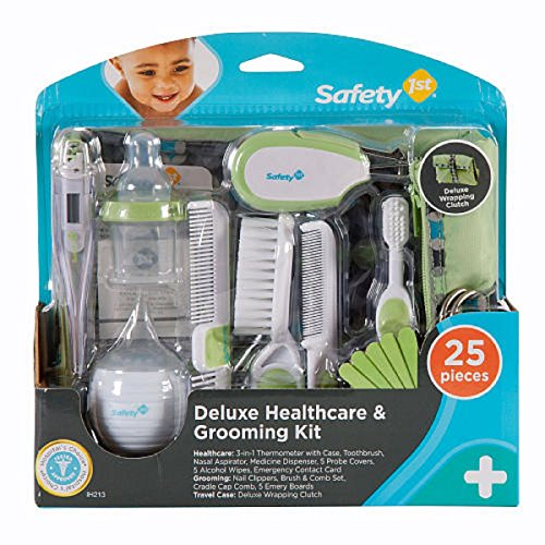 Safety 1St Deluxe Healthcare & Grooming Kit front-925836