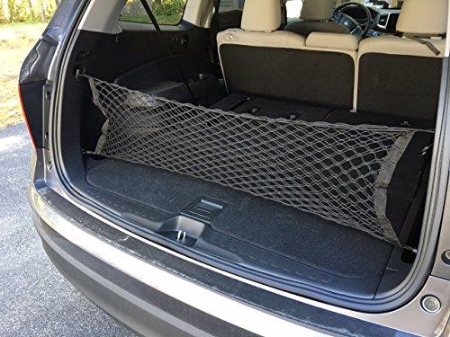 envelope style trunk cargo net for honda pilot 2016 2017. Black Bedroom Furniture Sets. Home Design Ideas