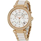 Michael Kors MK5774 39mm Multicolor Steel Bracelet & Case Mineral Women's Watch