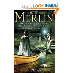 The Mammoth Book of Merlin by Mike Ashley