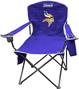 NFL Vikings Cooler Quad Chair by Coleman