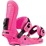 Union Force Snowboard Bindings - Magenta - Medium/Large