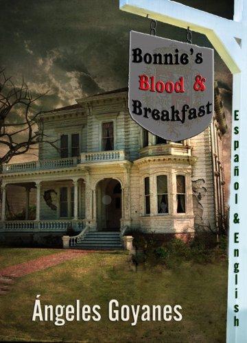 Portada del libro Bonnie's Blood & Breakfast de Ángeles Goyanes
