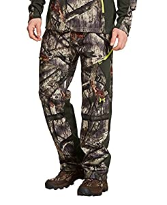 Under Armour Men's UA Scent Control Early Season Hunting Pants 36 Mossy Oak Treestand