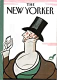 The New Yorker Magazine Subscription, 1 Year, 47 Issues Per Year, Print