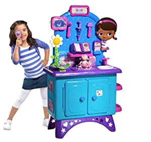 Just Play Doc McStuffins Get Better Checkup Center Playset