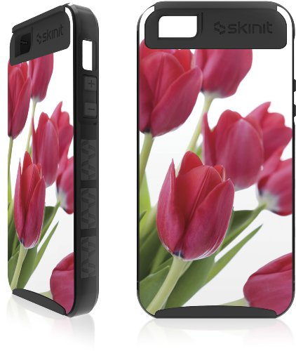 Best Price Pink Tulips Apple iPhone 5 Cargo Case