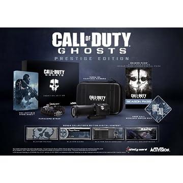Call of Duty: Ghosts Prestige Edition [Xbox 360]