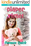 Diaper Time!: DDLG ABDL Age Play Erotica