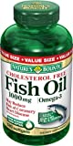 Nature's Bounty Fish Oil 1000mg, 180 Softgels (Pack of 2)