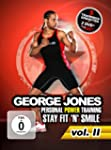 George Jones - Stay Fit 'N' Smile Vol...