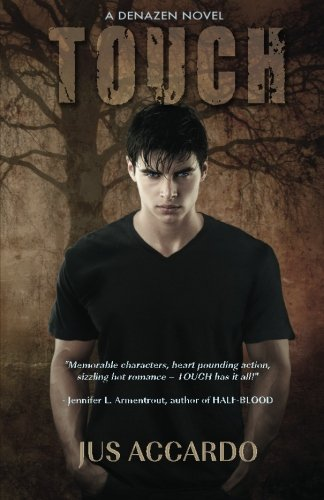Cover of Touch (A Denazen Novel, Book 1)