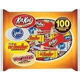 Hershey's Chocolate Snack Size Assortment, 100-Piece Bag
