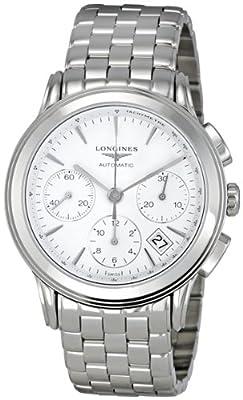 Longines Les Grandes Classiques White Dial Steel Mens Watch L48034126