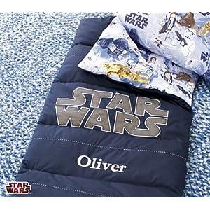 Amazon.com: Pottery Barn Kids Star Wars(TM) Sleeping Bag: Baby