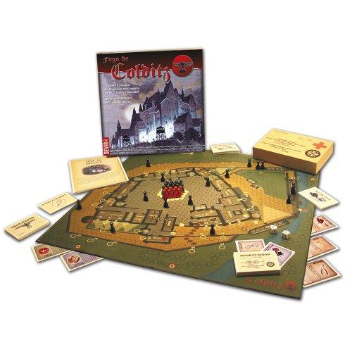 Devir - La Fuga de Colditz, juego de mesa (BGCOLDITZ)