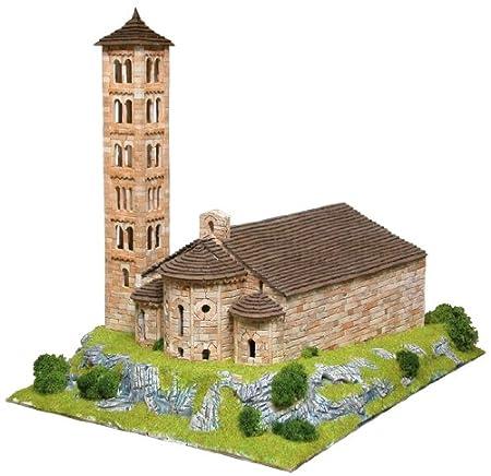 Maquette en céramique - Eglise de Sant Climent de Taull, Espagne