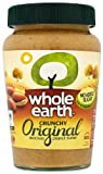 Whole Earth Original Crunchy Peanut Butter 340 g (Pack of 3)