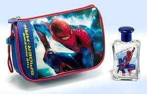 Agua de colonia spiderman - Neceser Agua de colonia 50+gel 150 por WebSancho - BebeHogar.com