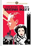 NEW British Agent (1934) (DVD)