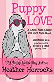 Puppy Love: Chick Flick Clique Dog Park Novella #2