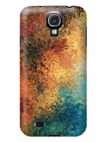 Artistic sense painting pattern phone cover case Samsung galaxy s4 for sale W Tong (Our products can DIY)