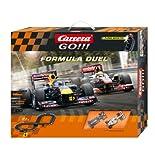 Carrera - GO 143: Formula Duel (Red Bull y McLaren) 3.6 metros, escala 1:43 (20062270)