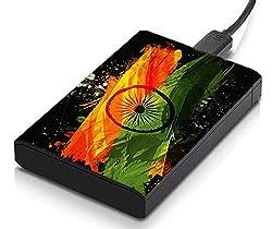 meSleep India Hard Drive Skin
