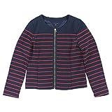 Tommy Hilfiger Women's Basket-Weave Striped Jacket