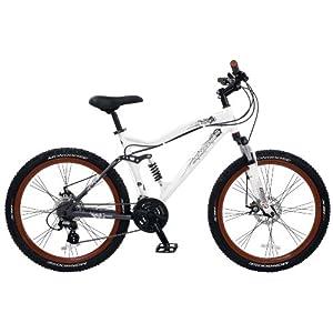 Mongoose Status 3.0 Dual-Suspension Mountain Bike