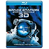 IMAX Space Station 3D Blu-ray / 2D Blu-ray Combo