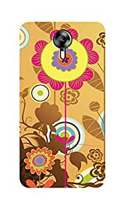 SWAG my CASE Printed Back Cover for Micromax Canvas Xpress 2 E313