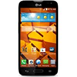LG Realm Black (Boost Mobile) *Discontinued by Manufacturer*