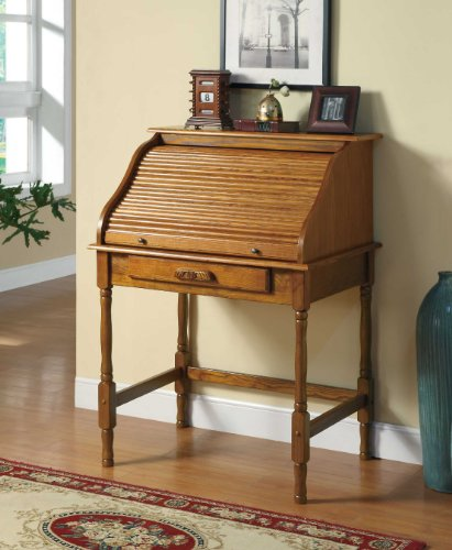 Small Bedroom Desk front-402833