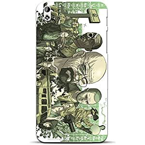 MiiCreations 3D Printed Back Cover for HTC Desire 816,Breaking Bad
