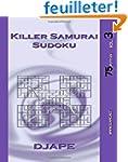 Killer Samurai Sudoku vol. 3: 75 puzzles