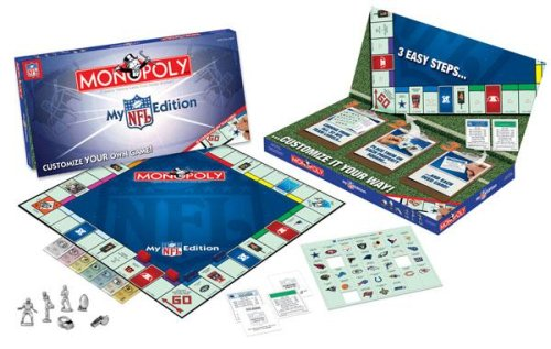 USAopoly My NFL Edition Monopoly - 1