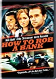 How to rob a bank (2007) DVD