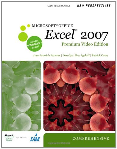 New Perspectives on Microsoft Office Excel 2007,...