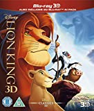 The Lion King (Blu-ray 3D) [Region Free]