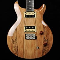 PRS SE Santana Signature Model - Spalted Maple Limited Edition with Gigbag