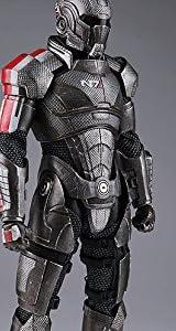 Mass Effect 3 Commander Shepard (1/6スケール ABS&PVC&POM製塗装済み可動フィギュア)