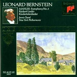 Bernstein Conducts Mahler Vol.6 – Des Knaben Wunderhorn, Kindertotenlieder