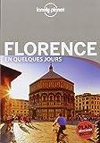 echange, troc Lonely Planet - Florence en quelques jours - 3ed