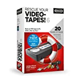 Software - MAGIX Rescue Your Videotapes 6 (Anniversary Special incl. Photo Manager MX Deluxe)