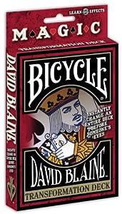 Bicycle David Blaine Transformation Playing Card Deck