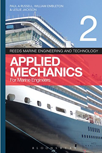 Reeds Vol 2: Applied Mechanics for Marine Engineers (Reeds Marine Engineering and Technology Series) (Reeds Marine Engineering Series compare prices)